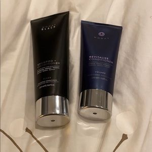 New never used MONAT shampoo + conditioner